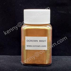 88321 бронзовый / желтый / зеленый / Chameleon Блестящие цветные лаки краски пигмента
