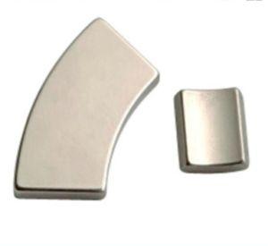 Горячая продажа хорошего качества Ni покрытие Arc Неодимовый магнит