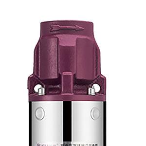 Elektrische Landwirtschafts-Bewässerung-tiefe wohle Pumpe des China-beste Preis-mit kleinem Durchmesser Edelstahl-1HP 2HP 3HP