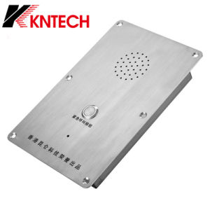 Koontech автоматического набора номера телефона охранной безопасности промышленных телефон Knzd-09