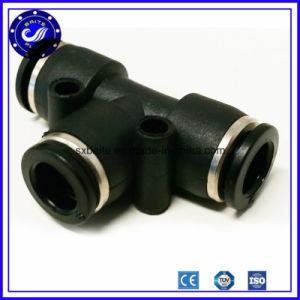 Plástico Mini tubo neumático el racor recto de montaje del freno de aire