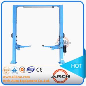 Les équipements de garage électrique de l'élévateur de voiture à 2 postes (AAE-PTC340S)