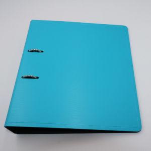 Briefpapier-Bürozubehör-Bogen-Hebel-Datei mit pp.-Schaumgummi-Material