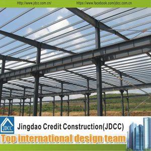 容易低価格の組立て式に作られた軽い鋼鉄建物をインストールしなさい