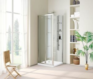 Cabine de chuveiro simples e elegante gabinete/Chuveiro