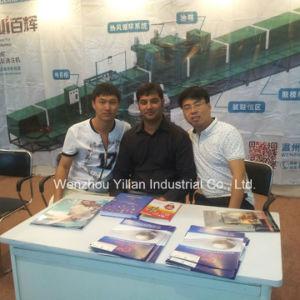 Van Wenzhou van Yilian van het Polyurethaan Pu de Enige Pu Gietende Machine van de Schoen