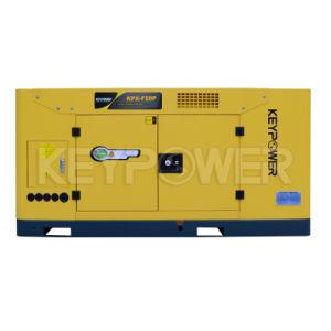 Основная Мощность 73 квт для четырех цилиндров с генераторной установкой Silent Canop