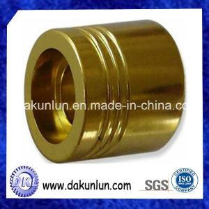 Précision de pièces d'usinage CNC OEM, bague en laiton