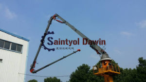 Приятный сварки гидравлический Self-Climbing конкретные установки стрелы Китая поставщика