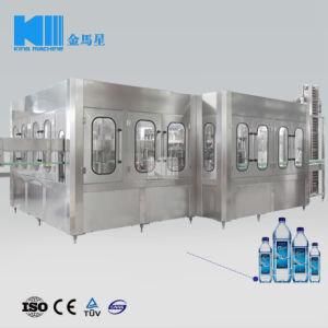 가득 차있는 자동적인 플라스틱 병에 넣은 물 채우는 플랜트 가격 광수 플랜트 또는 강선 병에 넣은 물 충전물 기계