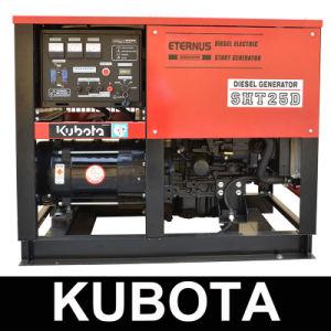 생성 Kubota 엔진 (ATS1080)를 가진 세트
