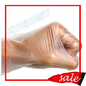 使い捨て可能なTPEの手袋、プラスチックTPEの手袋、TPEの手袋