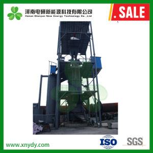Baixo consumo de carvão Single-Section Gasifier com certificação CE