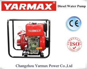 De Diesel van de Aanzet van de Terugslag van 1.5/2/3 Duim Pomp van het Water voor het Gieten van Ijzer