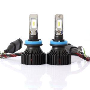 Piezas de automóviles Luz LED C6s COB LED H4 Faros de coche faro Kit Bombilla 30W Lámpara de niebla 3200lm con IP67 6000k
