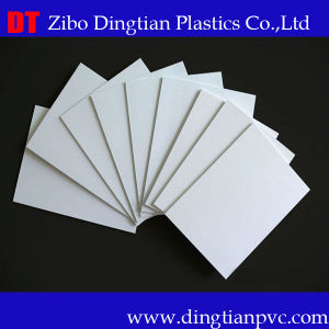 Precio competitivo de PVC co-extrusión de hoja de Publicidad