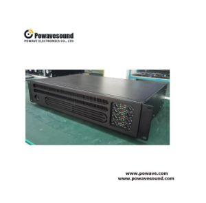 Serie PA amplificador de potencia de 2U de Megafonía amplificador de potencia Multicanal AMPLIFICADOR