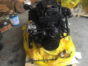 152kw 물 Cummins 냉각 차량 디젤 엔진 Isde4.5e5207