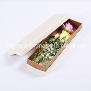 カスタマイズされた板紙箱、花のためのギフト用の箱、カスタム荷箱