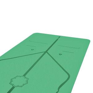 El Yoga Mat PVC grueso ejercicio Pilates Mat Gym Fitness Pad