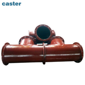 管を耐摩耗加工する直接工場農産物の継ぎ目が無いバイメタルのクラッディング