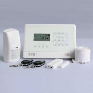 가정 경보 GSM 경보망, 무선 안전 도난 경보기를 늑대 감시하십시오