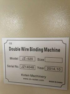 自動らせんとじ機械(WB-520)