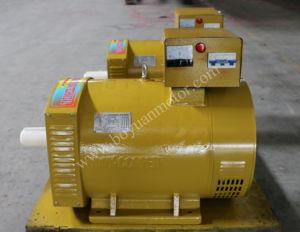 St monofásico y trifásico STC AC generador síncrono con polea