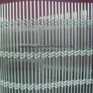 Matériau de construction métalliques décoratifs Architectural Mesh pour mur-rideau