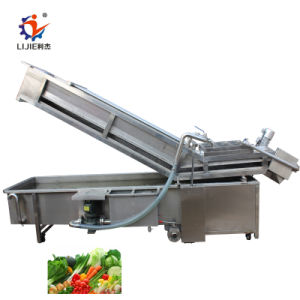 Machine à laver des fruits et légumes pour la vente