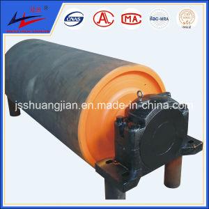 端Pulley Tail Pulley Snub Pulley、Belt ConveyorのためのTake up Pulley Used