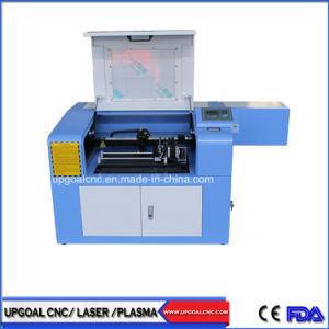 小さいゴム印の二酸化炭素レーザーの彫版機械500*400mm