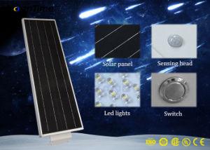 IP65 Resistente al agua al aire libre Solar Farolas con Ce certificado RoHS