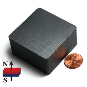 Кольцо Arc блока постоянного ферритовый магнит Y30, Y25, Y20