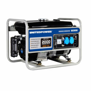 50 Hz 2~2.2kw/2kVA gerador gasolina/Gasolina