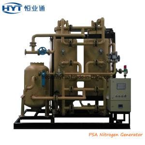 窒素の発電機