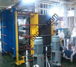 中国の高圧ステンレス鋼の空気/ガスのクーラー