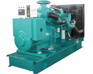 Druckluftanlasser schreiben, Diesel 800kw durch Cummins Generator
