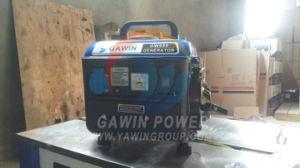 Grupo Electrógeno de gasolina de 650W 950