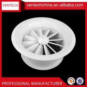 Алюминиевые системы вентиляции воздуха воздухозабора круглый диффузор завихрения воздуха