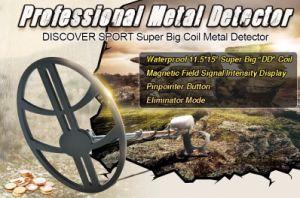 Fabricado en China con el deporte de alta calidad Descubra el detector de metales