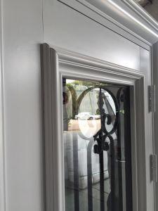 L'extérieur Aliuminum Portes et fenêtres en verre
