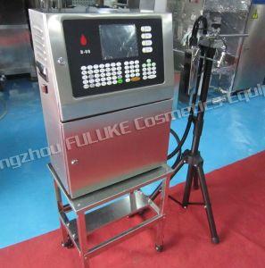 Code d'impression Fuluke Machine / Imprimante jet d'encre /Date de l'imprimante jet d'encre industrielle codeur automatique