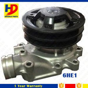 6he1 de Pomp van het water voor de Uitrusting van de Dieselmotor Isuzu