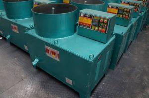 Refinaria de Óleo Centrífugo Máquina Remitir resíduo de óleo do filtro de óleo do separador-um