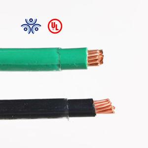 Thhn cable 12AWG de cobre los cables eléctricos fabricantes