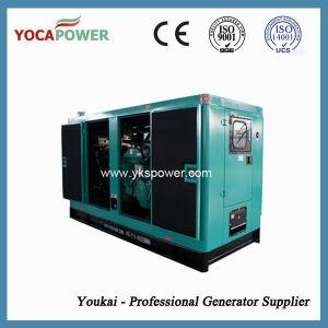 80kVA Cummins Engine elektrisches leises Dieselgenerator-Set