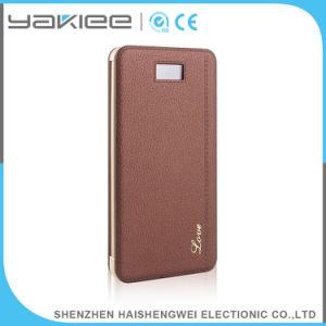 Pantalla LCD móvil de emergencia portátil cargador de Banco de potencia