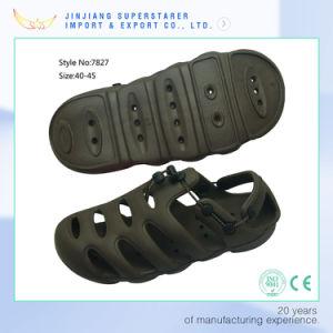 EVA hommes sandales élégant avec reliure Toe sangle à bascule