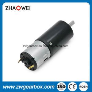 Unidades de disco óptico de 24V DC engranaje eléctrico del motor sin escobillas